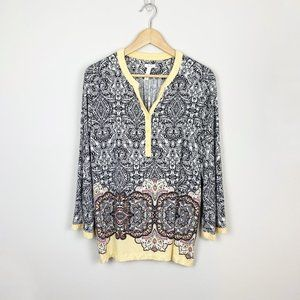 Soma Pajama TOP ONLY (L)